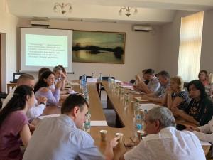 На Полтавщині почали розробляти Стратегію розвитку регіону до 2027 року