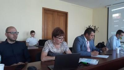 Сергій Комнатний узяв участь у обговоренні проєкту нового Житлового кодексу